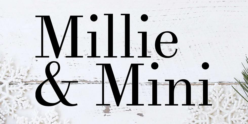 Millie & Mini Autumn Party