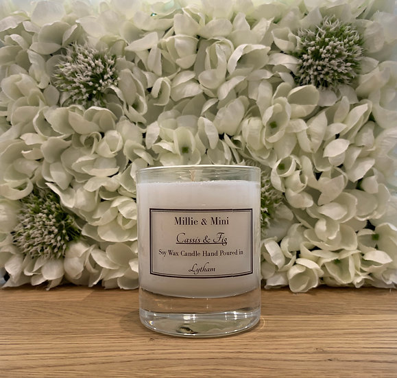 Cassis & Fig 30cl Candle