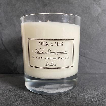 Black Pomegranate 30cl Candle