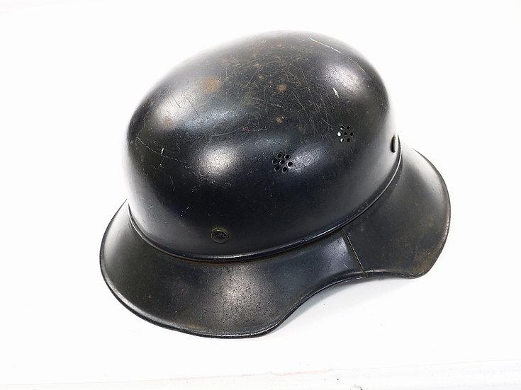 """Металлический шлем германской службы ПВО""""Люфтшутц"""" ВОВ"""