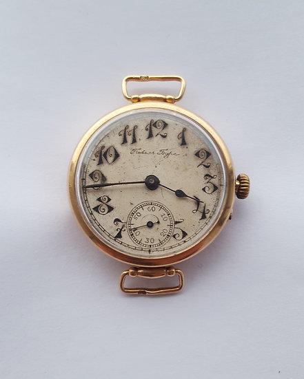 Старинные наручные часы Павел Буре