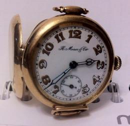 Часы H. Moser
