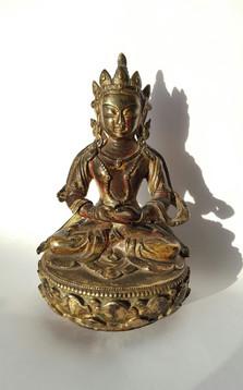 Буддийская скульптура