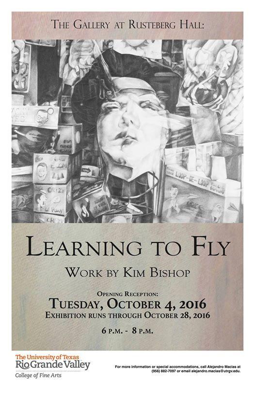 Learning to Fly opens October 4th-28th