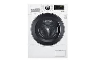 "LG 2.3CF Capacity 24"" Compact Front Load Washer"