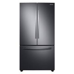 Samsung 28CF Black Stainless Refrigerator