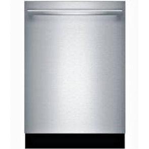 Bosch 48dBA 100 Series Stainless Dishwasher
