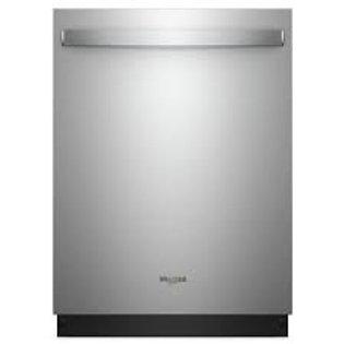 Whirlpool 51dBA Stainless Dishwasher