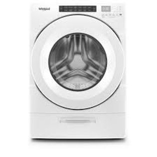 Whirlpool 4.5 CF Front Load Washer with Load & Go™ Dispenser
