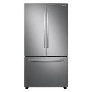 Samsung 28CF Stainless Refrigerator w/Ice Maker