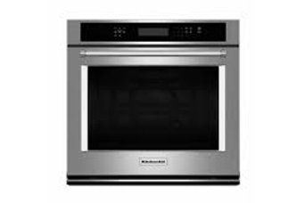 """KitchenAid 30"""" Single Wall Oven with Even-Heat™ True Convection"""