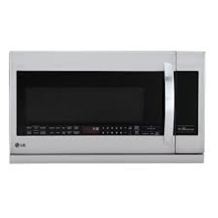 LG 2.2CF OTR Microwave w/EasyClean® and QuietPower™ Ventilation