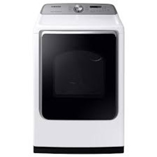 Samsung 7.4CF Electric Dryer with Steam Sanitize+