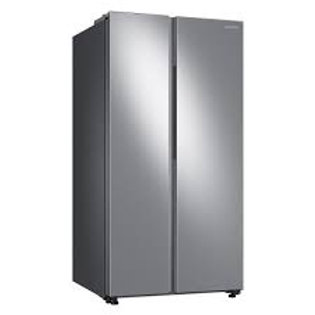 Samsung 27CF Stainless Smart Refrigerator with Ice Maker