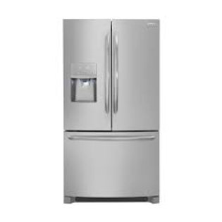 Frigidaire Gallery 27CF Stainless Refrigerator w/Dual Ice Makers