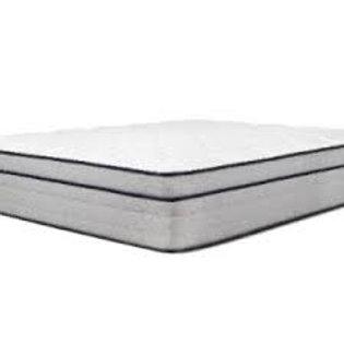 "Fresca 14"" Premium Pillow Top Hybrid Mattress"