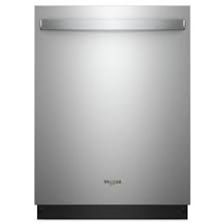 Whirlpool 51 dBA Stainless Dishwasher