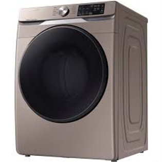 Samsung 4.5CF Front Load Steam Washer in Champagne