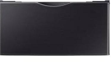 "Samsung 27"" Black Stainless Laundry Pedestal"