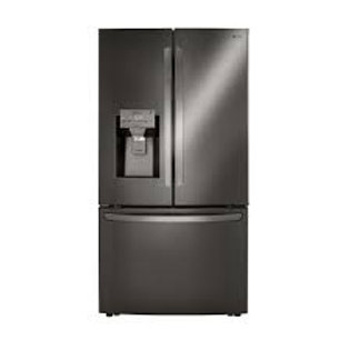 LG 24CF Smart Wi-Fi Black Stainless Counter-Depth Refrigerator w/Craft Ice™