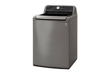 LG 5.5CF Smart wi-fi Enabled Top Load Washer with TurboWash3D™