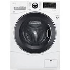 LG 2.3CF All-In-One Washer/Electric Dryer
