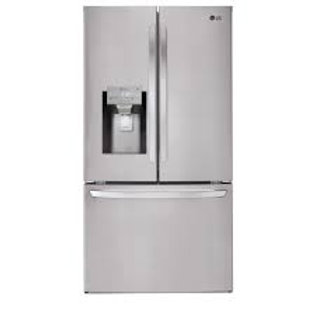 LG 26CF wi-fi Enabled Stainless Refrigerator