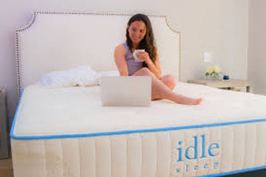 "King idle sleep 14"" Ultra-Premium Hybrid Mattress"