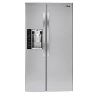 LG 26CF Stainless Refrigerator