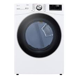 LG 7.4CF Smart wi-fi Enabled Electric Dryer w/TurboSteam™