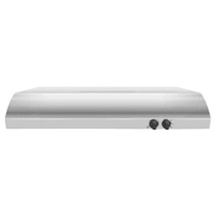 """Whirlpool 36"""" Stainless Range Hood with Full-Width Grease Filters"""