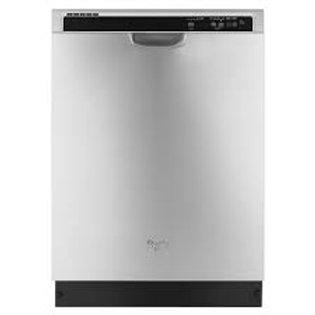 Whirlpool 55 dBA Stainless Dishwasher