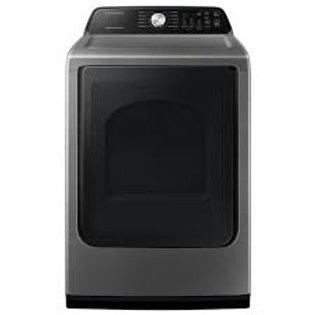 Samsung 7.4CF Electric Dryer w/Sensor Dry in Platinum