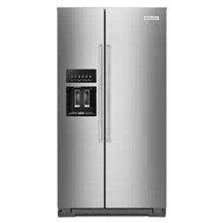 KitchenAid 25CF Stainless Refrigerator w/PrintShield™ finish