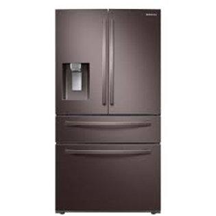 Samsung 28CF 4 Door Refrigerator w/Door-In-Door in Tuscan