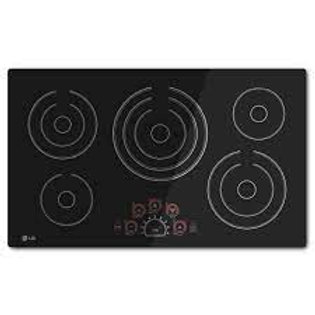 """LG 36"""" Radiant Electric Cooktop"""