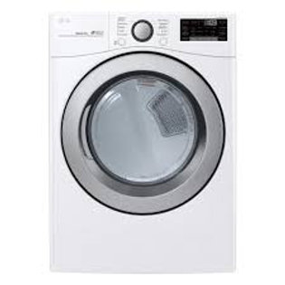 LG 7.4CF Smart wi-fi Enabled Electric Dryer