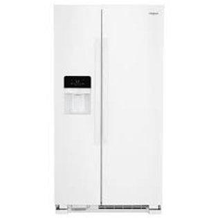 Whirlpool 25CF White Refrigerator