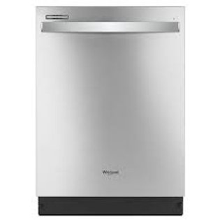 Whirlpool 51dBA Stainless Dishwasher