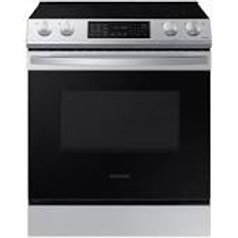 Samsung 6.3CF Smart Stainless Electric Range with Convection