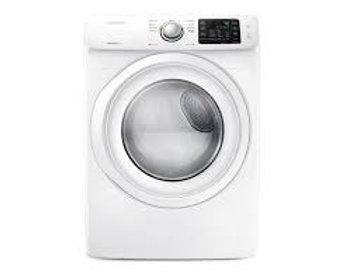 Samsung 7.5CF Gas Dryer w/Sensor Dry