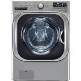 LG 5.2CF Smart wi-fi Enabled Front Load Washer TurboWash® in Graphite
