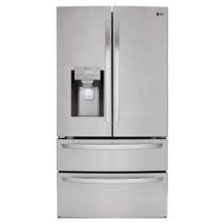 LG 28CF Stainless Refrigerator