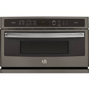 GE Profile™ 30 in. ElectricWall Oven with Advantium® Technology in Slate