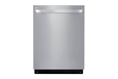 LG 42dBA Smart wi-fi Enabled Stainless Dishwasher with QuadWash™ and TrueSteam®