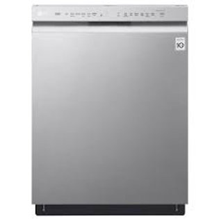 LG 48 dBA Stainless Dishwasher w/QuadWash™ and EasyRack™ Plus