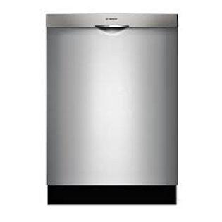Bosch 44 dBA Stainless Dishwasher