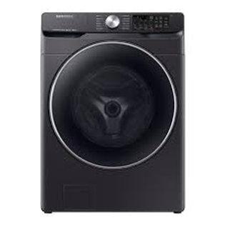 Samsung 4.5CF Washer w/Super Speed in Black Stainless