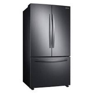 Samsung 28CF Black Stainless Refrigerator w/Ice Maker