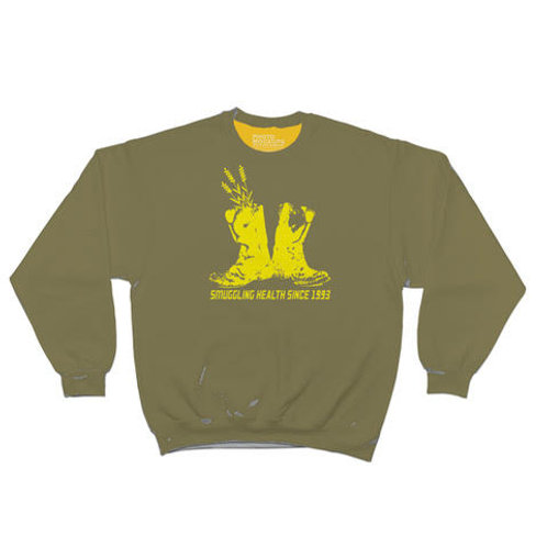 Boots Sweatshirt
